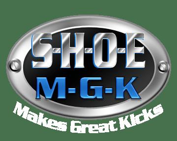 Shoe Mgk Logo