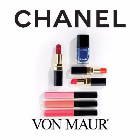 Chanel Mega Makeup Event from Von Maur