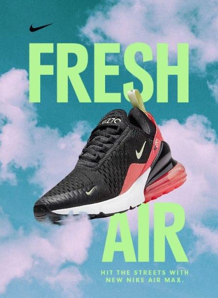 Breathe Some Fresh Air