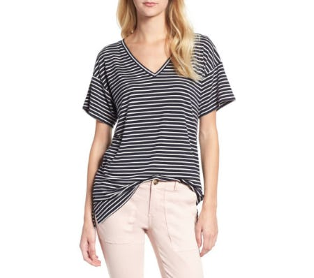 Norfolk Tunic Tee from Nordstrom