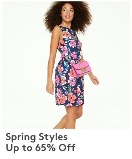 Up to 65% Off Spring Styles from Nordstrom Rack