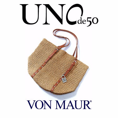 Uno de 50 Beach Bag Gift With Purchase from Von Maur