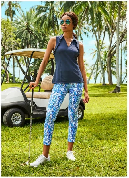 Just In: New in Lilly Golf from Lilly Pulitzer