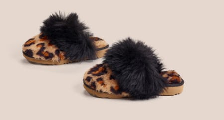 The Cozy Slippers from Ugg