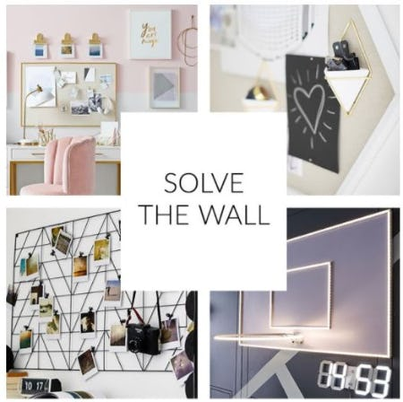 Must-Have Styles to Transform your Walls from Pb Teen