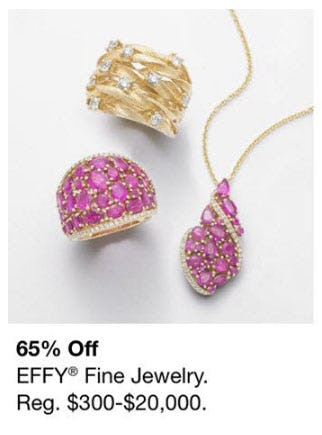 65% Off Effy Fine Jewelry from macy's