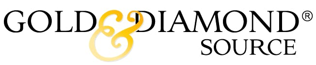 Gold And Diamond Logo