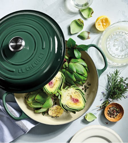 The New Color From Le Creuset
