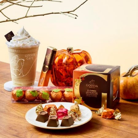 Introducing Fall Flavors at GODIVA from Godiva Chocolatier