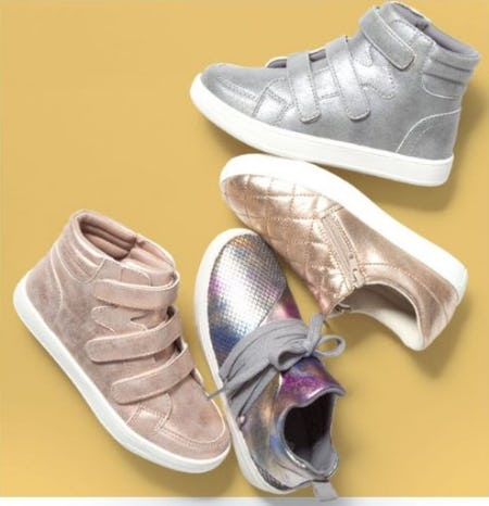 Mini Metallics from Payless ShoeSource