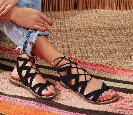 Sandals We're Loving