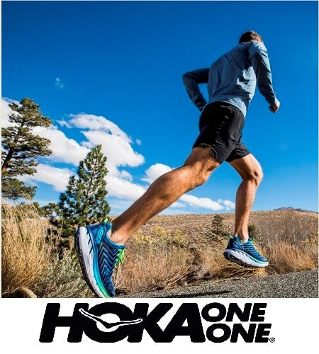 HOKA ONE ONE from Tradehome Shoes