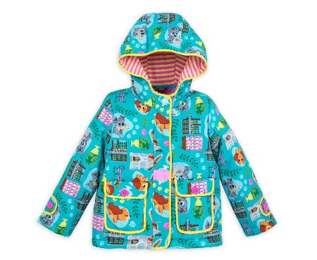 Lady and the Tramp Jacket for Kids from Disney Store