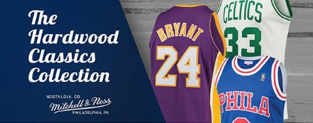 The Hardwood Classics Collection
