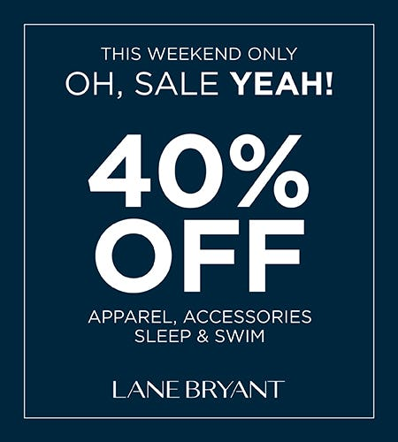 Oh, Sale Yeah!