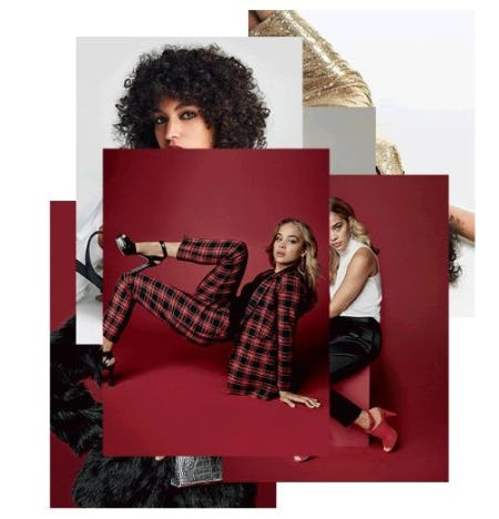 Discover the Holiday 2019 Collection from Vince Camuto
