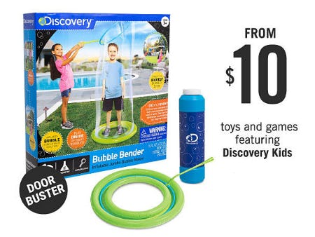 Toys and Games From $10 from Belk