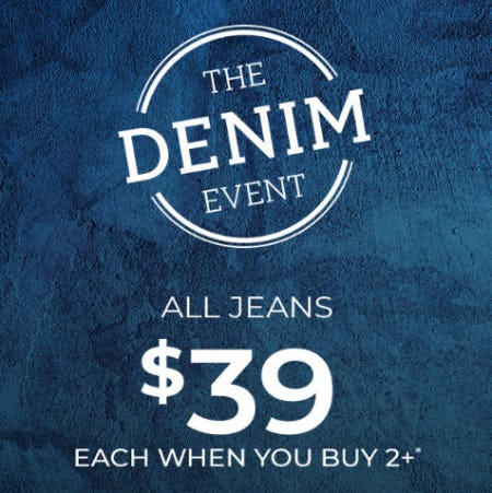 The Denim Event