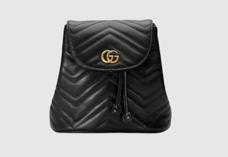 GG Marmont Matelassé Backpack from Gucci