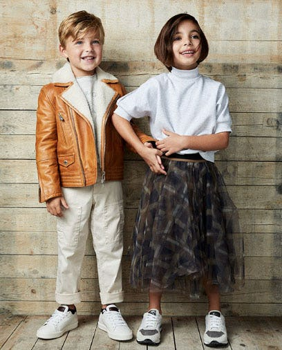 Brunello Cucinelli for Kids from Neiman Marcus