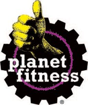 Planet Fitness - Port Huron Logo