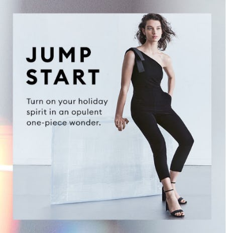 Jump Start from Banana Republic