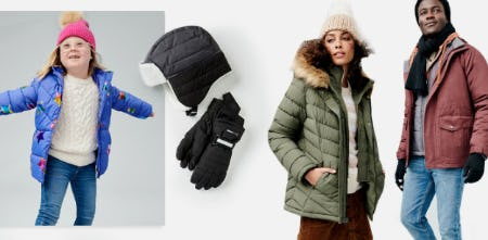 The Cold Weather Shop