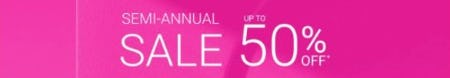 Semi-Annual Sale: Up to 50% Off from Sunglass Hut