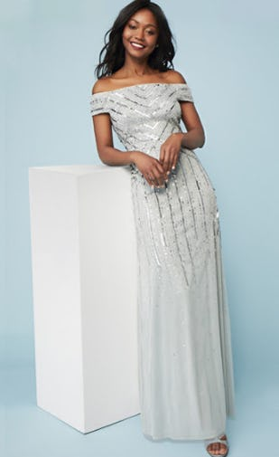 Stunning Mother-of-the-Bride Dresses