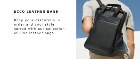 ECCO Leather Bags