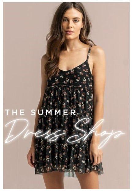 The Summer Dress Shop