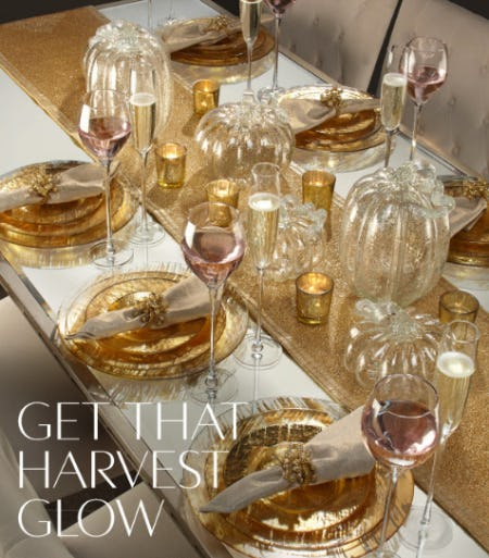 Harvest Decor from Z Gallerie