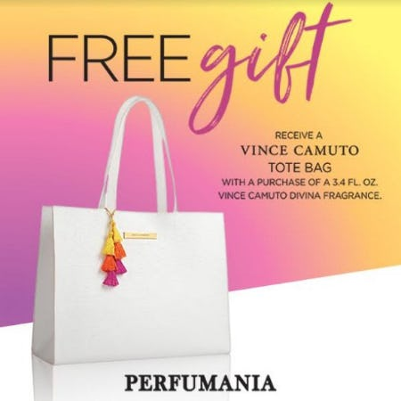 Free Gift from Perfumania