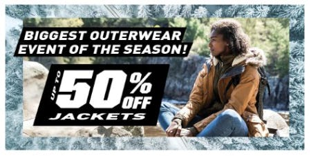 Up to 50% Off Jackets from Dick's Sporting Goods