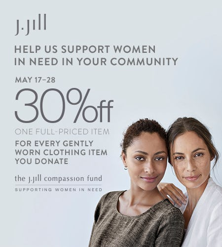 Gently Worn Event from J.Jill