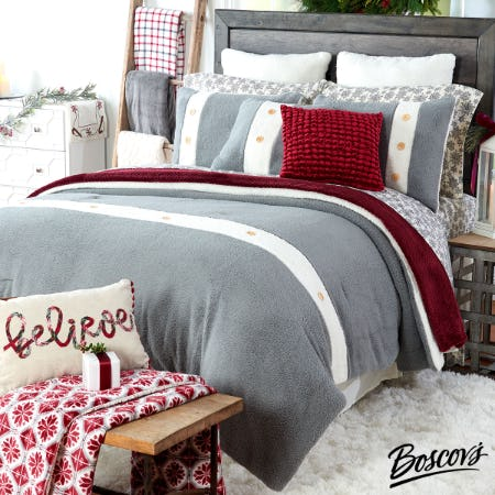 Boscov's Holiday Home Sale