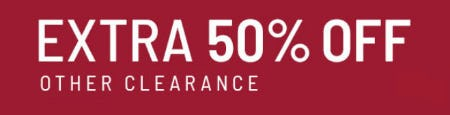 Extra 50% Off Other Clearance from Jos. A. Bank