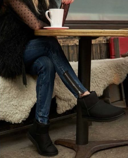The Classic II Mini Boot: An UGG HQ Fave