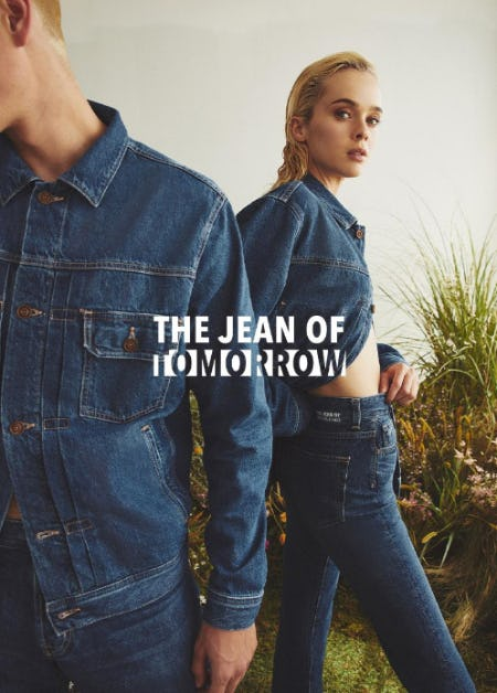 The Jean of Tomorrow from AG Jeans