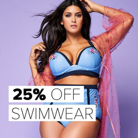 25% Off Swimwear from Rainbow