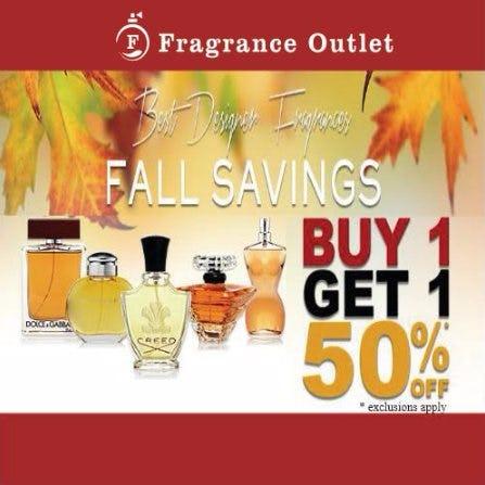 Fall Savings Buy 1, Get 1 50% Off