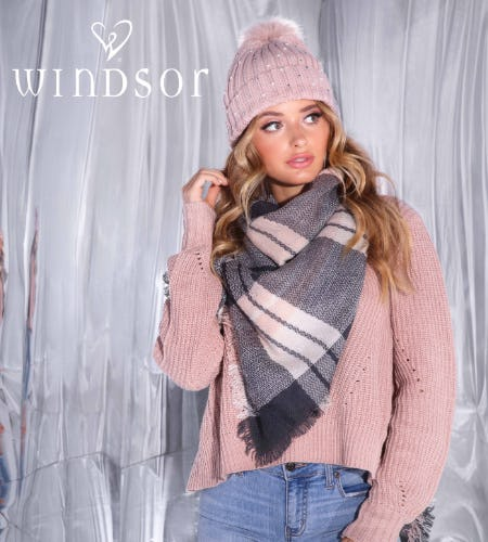 $5 SALE ON GLOVES, HATS, AND SCARVES! from Windsor
