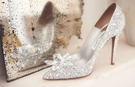 The Glass Slipper from Jimmy Choo