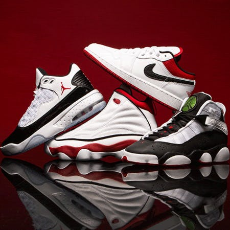 Leave Your Legacy With the Jordan Bloodline Collection from Champs Sports/Champs Women