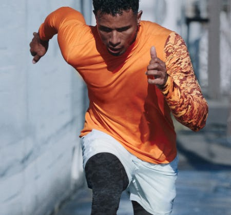 Take on the Cold in UA ColdGear Armour from Under Armour