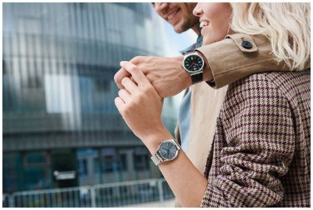 Your SKIN, your Style from Swatch