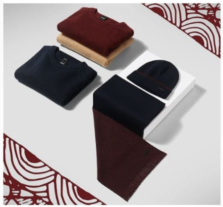 The Gift of the Season: Luxe Cashmere