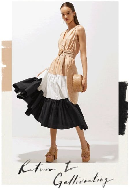 Dresses for Summer Nights from Anthropologie