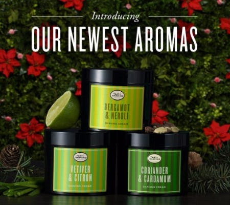 Introducing Our Newest Aromas