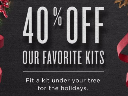 40% Off Our Favorite Kits from The Art of Shaving